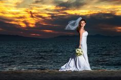 Another Bride at Sunset | Flickr - Photo Sharing!