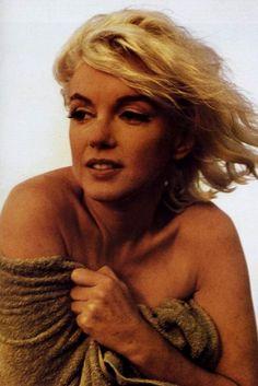 Marilyn Monroe by George Barris, June 1962