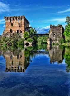 Borghetto sul Mincio, province of Verona Veneto