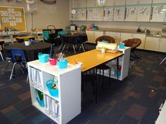 New Classroom Set Up: Encouraging Self-Directed Learning and Collaboration   Minds in Bloom