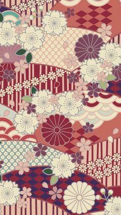 壁紙 待受 和柄 和風 四季 : 「和風・和柄・日本的」なスマホ壁紙・待ち受けホーム画面【画像大量】210+ - NAVER まとめ