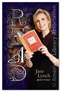 Jane Lynch Poster