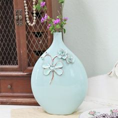 mystic water flower vase