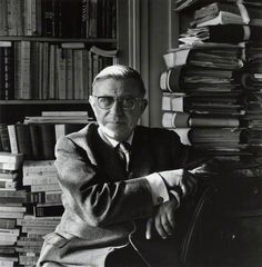 Happy Birthday Jean-Paul Sartre! (1905–1980) a French existentialist philosopher, playwright, novelist, screenwriter, political activist, biographer, and literary critic. He was one of the key figures in the philosophy of existentialism    Quotations from Sartre and more about his life on Poemhunter.com  http://www.poemhunter.com/jean-paul-sartre/