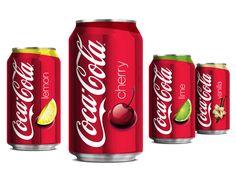 Finally Coke is getting come good packaging ideas. Lookin' classy.