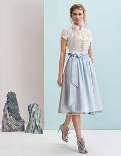 Article & Content Page 1800s Fashion, Vintage Fashion, Lederhosen Outfit, European Dress, Dirndl Dress, Girl Fashion, Fashion Outfits, Modest Skirts, Maid Dress