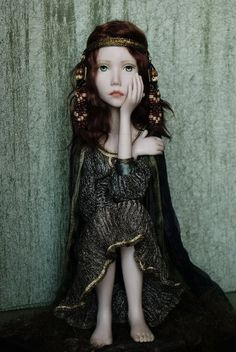 Ирина Дробкова - by Irina Drobkova...wonderful facial and body expression