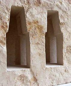 ELEVATION II  Limestone  2004 Height 33cm