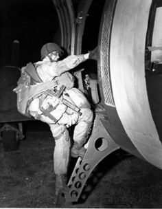 D-Day Paratrooper