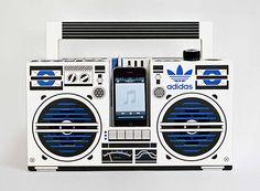 Adidas Originals boombox