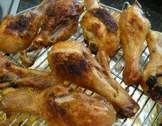 NuWave Baked Chicken Drumsticks
