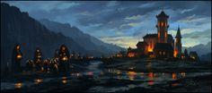 Ar-Nat Village by andreasrocha on DeviantArt