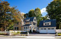Platt Builders Portfolio : Concord, MA - Historic Whole House ...