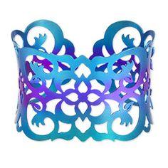 Holly Yashi  Naomi Cuff Bracelet