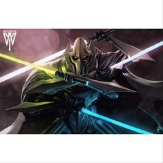 The four-armed Jedi hunter and military commander of the droid army, General Grievous! #starwars #thedarkside #generalgrievous #theforceawakens #sith #darthvader #theemperor #disney #jedi #theforce #rey #finn #kyloren #wizyakuza