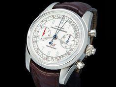 "GIRARD-PERREGAUX ""Foudroyante Scuderia Ferrari Chronograph"""