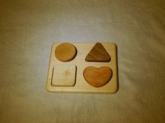 Items similar to Waldorf wood montessori puzzle Toddler toy Shapes Wooden brain teaser Waldorf toys Organic Montessori Puzzles Educational Toy on Etsy Montessori, Wood Circles, Waldorf Toys, Wood Square, Brain Teasers, Wood Toys, Toddler Toys, Educational Toys, Puzzles