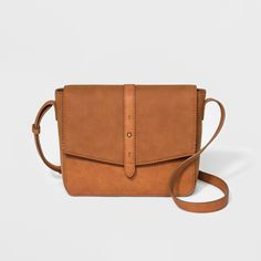 Carter Midi Flap Crossbody Bag - Universal Thread Brown, Women's Satchel, Crossbody Bag, O Bag, Work Tote, Unique Bags, Must Have Items, Messenger Bag, Fashion Shoes, Pairs