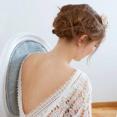 Vintage bride dresses www.bouret.es Vestidos de novia inspiración vintage.