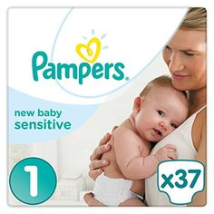 couches pampers taille 1 sensitive