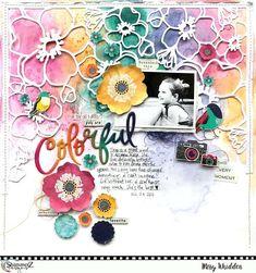 Wedding Scrapbook, Baby Scrapbook, Scrapbook Paper Crafts, Scrapbook Sketches, Scrapbook Page Layouts, Scrapbook Pages, Scrapbook Designs, Photo Layouts, Old Yeller