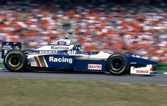 f1 1996 Williams-Renault FW18, Damon Hill
