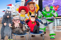 Set Sail with Buzz Lightyear, and More, Aboard Disney Wonder