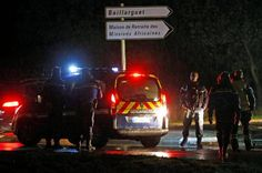 One dead in attack on missionaries' home in France, hunt under way for suspect