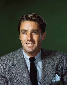 Peter Lawford (September 7, 1923 – December 24, 1984), English-born American actor.