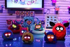 The new Furby Boom 2013 As if the 90's version wasn't scary enough.