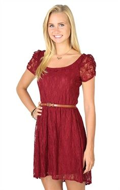 lace ruched cocoon sleeves belted waist high low