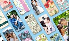 Groupon - Custom Cases for the iPhone, Including iPhone 6, or Samsung Galaxy from MyCustomCase.com in [missing {{location}} value]. Groupon deal price: $20