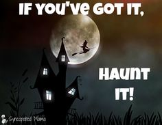 Friday Frivolity, Halloween Edition It's time for this week's edition of Friday Frivolity - the blog party for all things fun, funny, hopeful & happy! Just wait until you see what we dug up for this week's theme...