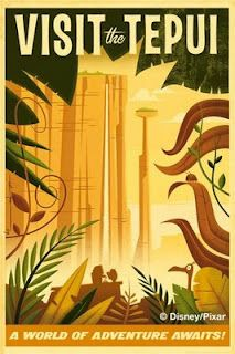 Another Up poster from Disney artist Eric Tan.