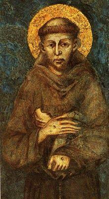 Cimabue's St. Francis