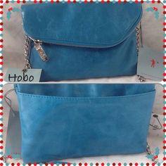 NWT Hobo International Zara Convertible Xbody/Clutch Bag in Cornflower Blue in Clothing, Shoes & Accessories, Women's Handbags & Bags, Handbags & Purses | eBay