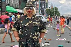 Fashion police: Comedian faces legal action after wearing army uniform at protest – Philippines Lifestyle News