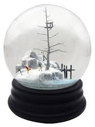 pictures of snow globes -