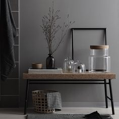 Anna Pirkola styling for IKEA / the Sinnerlig  Like the pottery