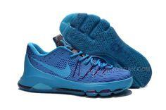 hot sales f7b55 c8cad Nike KD 8 VIII Cheap Sneakers Light Blue Purple, Price   86.00 - Air Jordan  Shoes, Michael Jordan Shoes