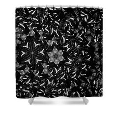 Shower Curtain featuring the photograph Kaleidoscope Df9 by Equad Images