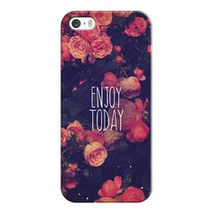 iPhone 6 Plus/6/5/5s/5c Case - Pink Rose Floral Vintage Photo Text... (140 RON) ❤ liked on Polyvore featuring accessories, tech accessories, iphone case, vintage iphone case, iphone cover case, floral iphone case, apple iphone cases and slim iphone case