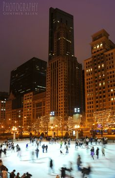 Can't wait for my visit to Chicago in February!!! I don't even care that it'll only be 12 degrees.
