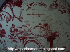 ROSARIA AMORIM: SHABBY CHIC TOILE DE JOUY