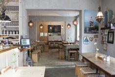 Das Café Maria in München ist seit mehr als 10 Jahren eine Institution in der Münchner Gastro-Szene.