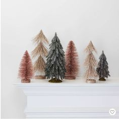 Free shipping on orders of $35+ from Target. Read reviews and buy Small Bottle Brush Christmas Tree Decorative Figurine - Wondershop™ at Target. Get it today with Same Day Delivery, Order Pickup or Drive Up.