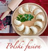 Traditional Polish Cuisine _ found its origins in Polish, but combining various products and spices typical of other culinary traditions. Includes recipes for dough dumplings with various fillings, traditional dumplings with potatoes & white cheese, dumplings with meat, cabbage & mushrooms, cooked or fried in deep oil. In addition to the unique Italian ravioli stuffed with ricotta cheese & spinach & pecorino cheese & potatoes or beef tenderloin & prosciutto.