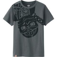 BOYS LEGO NINJAGO Short Sleeve Graphic T-Shirt