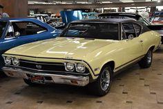 Classic Chevrolet, Chevrolet Chevelle, 68 Chevelle Ss, Best Classic Cars, Car Finance, Sweet Cars, American Muscle Cars, Cadillac, Dream Cars