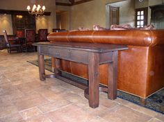 console table - traditional - family room - phoenix - All Wood Treasures
